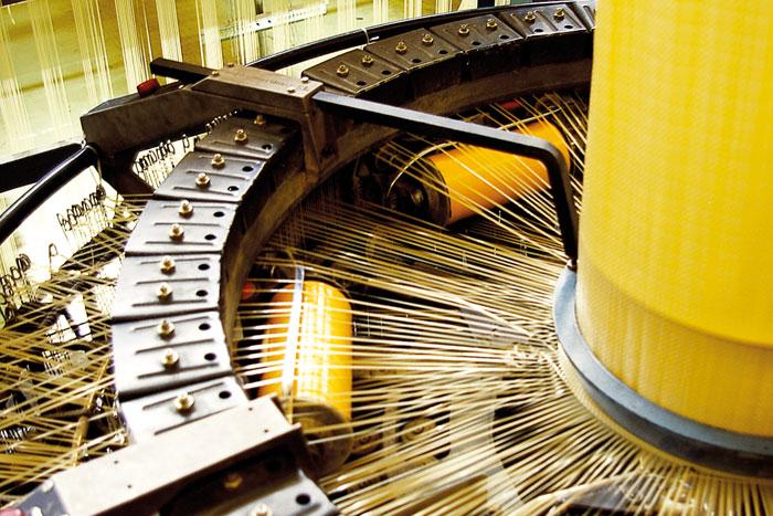 خط تولید شرکت پلیمر دماوند
