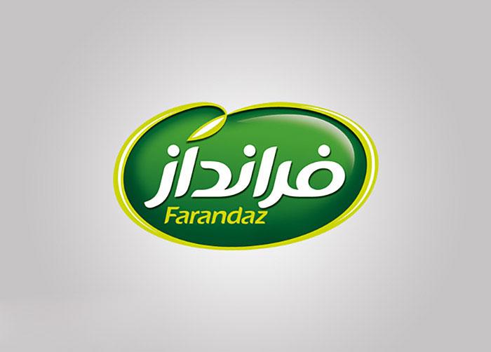 لوگوی محصولات غذایی فرانداز