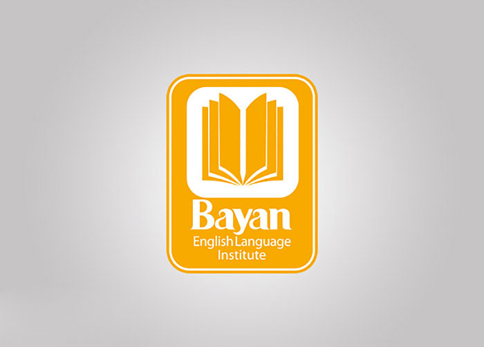 لوگوی موسسه زبان های خارجی بیان