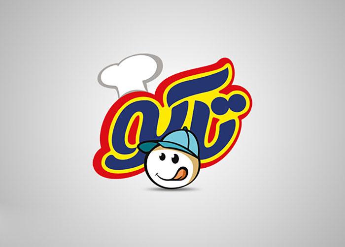 لوگوی شرکت غذایی تاکو