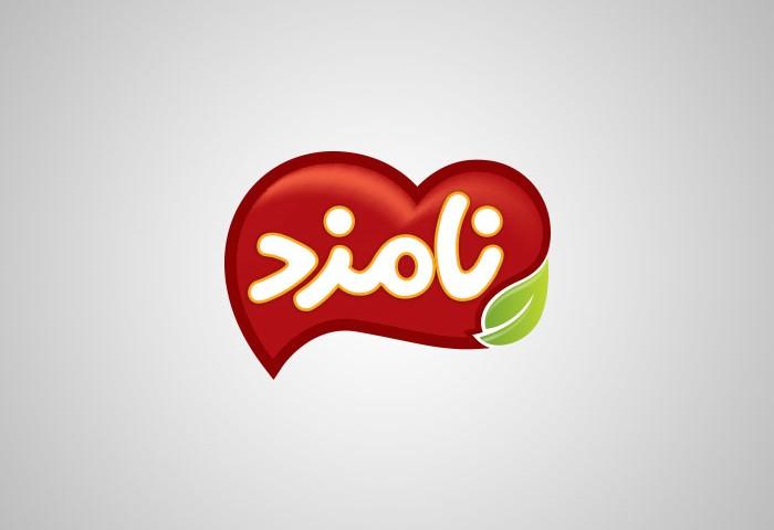 طراحی نشان تجاری محصولات غذایی نامزد