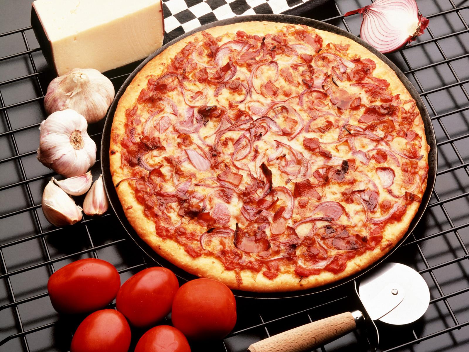 عکس پیتزا