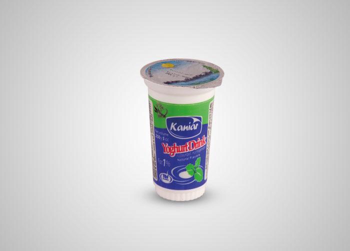 بسته بندی دوغ 250 کانیار