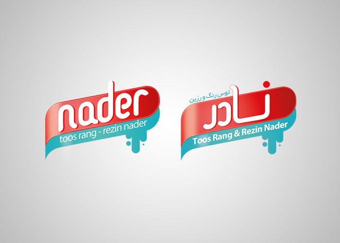 طراحی نشان تجاری توس رنگ و رزین نادر