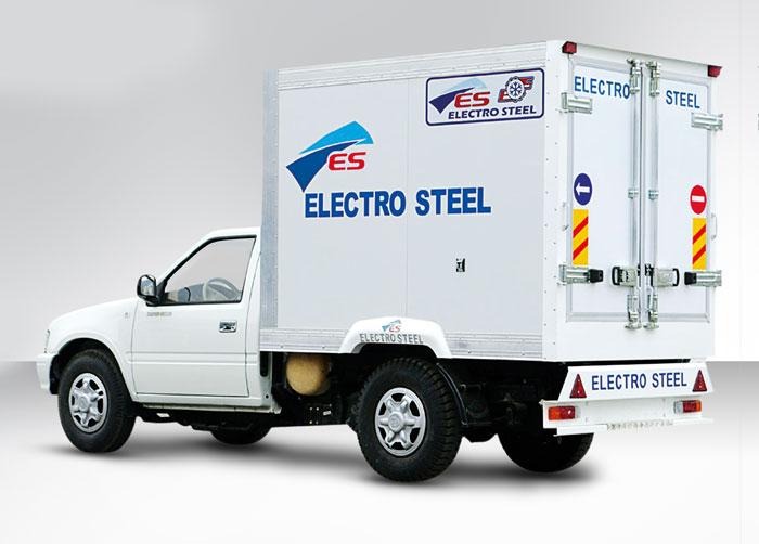 طراحی استیکر مخصوص بدنه یخچال ماشین الکترواستیل