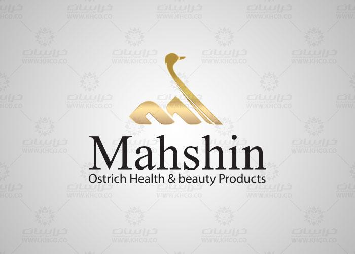 طراحی نشانه تجاری محصولات گوشتی ماه شین