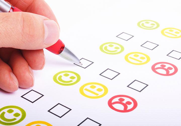 شیوه صحیح نظرسنجی و اندازه گیری رضایت مشتری