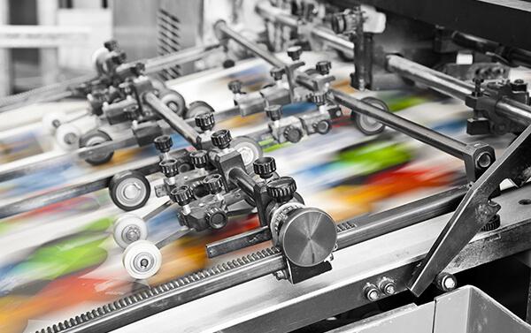 چاپ و انواع آن