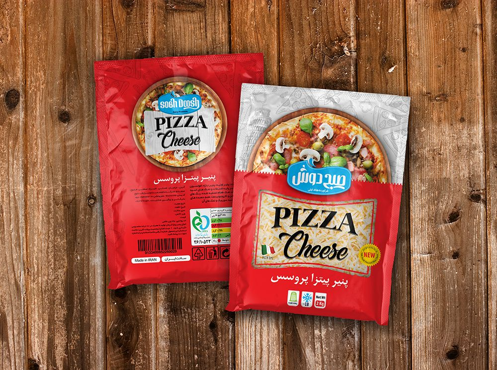 SobhDoosh-Pizza-Cheese-Packaging